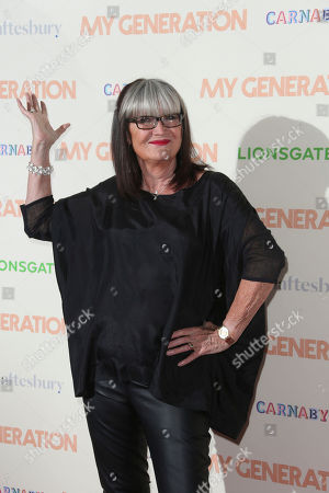 Stock Image of Sandie Shaw
