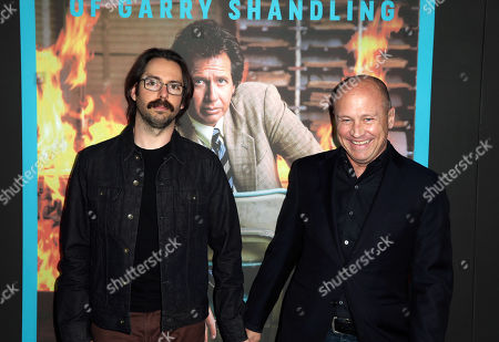 Martin Starr and Mike Judge