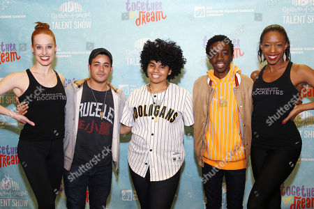 Natalie Reid, Christian Navarro, We McDonald, Caleb McLaughlin, Danelle Morgan