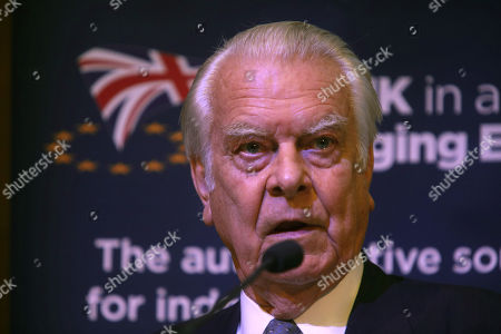 Lord David Owen, keynote speaker
