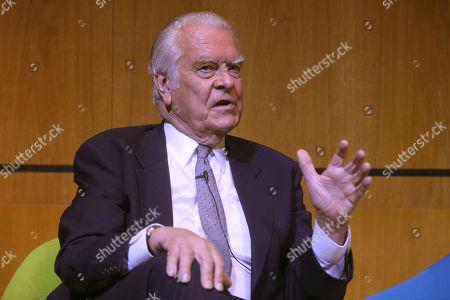 Lord David Owen, keynote speaker