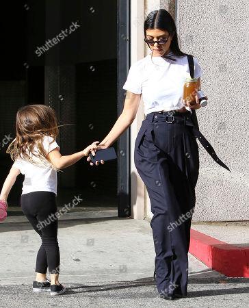 Kourtney Kardashian, Penelope Disick