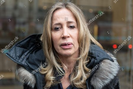 Editorial photo of Michelle Young Protest at At FRP Advisery Offices, London, UK - 15 Mar 2018