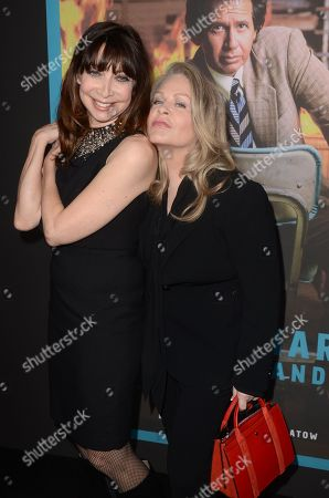 Illeana Douglas and Beverly D'Angelo