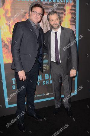 Bob Saget and Judd Apatow