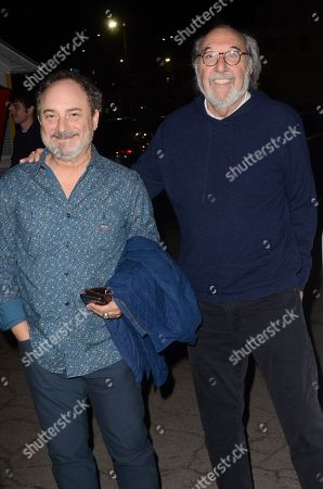 Kevin Pollak and James L Brooks