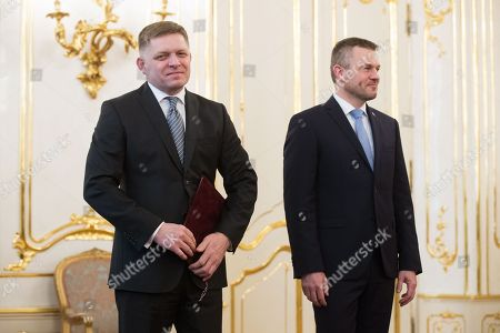 Robert Fico and Peter Pellegrini