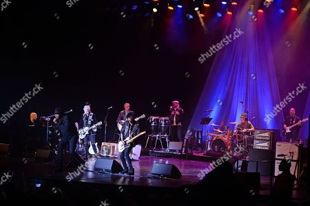 Editorial photo of Celebrating David Bowie concert, The Parker Playhouse, Fort Lauderdale, USA - 14 Mar 2018