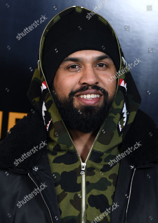 Editorial image of 'Pacific Rim Uprising' film premiere, Arrivals, London, UK - 15 Mar 2018