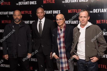 Editorial photo of 'The Defiant Ones' Screening, London, UK - 15 Mar 2018