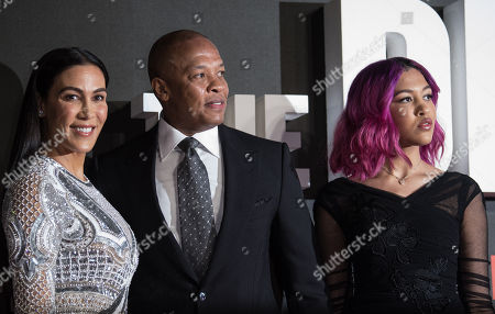 Nicole Threatt, Dr Dre and Truly Young