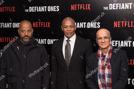 Editorial picture of 'The Defiant Ones' Screening, London, UK - 15 Mar 2018