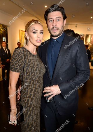 Petra Stunt and Sam Palmer