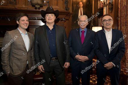 Michael Esper, Brendan Fraser, Donald Sutherland, Danny Boyle