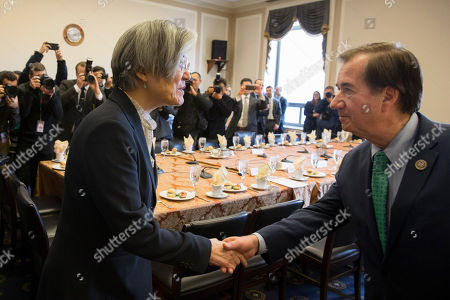 Kang Kyung-Wha and Ed Royce