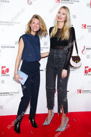 Ella Endlich and Carolin Niemczyk