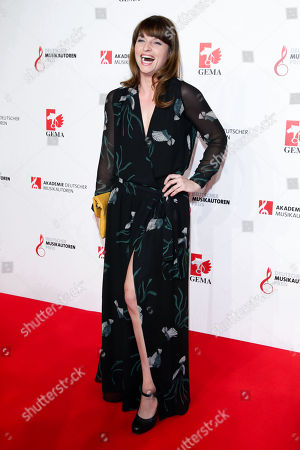 Editorial photo of German Music Author Awards, Berlin, Germany - 15 Mar 2018