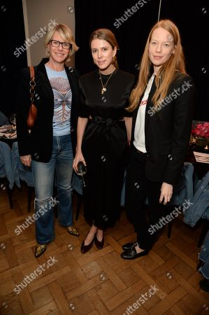 Editorial image of M.i.h. Jeans Marrakesh 1971 dinner hosted by Laura Bailey and Cathy Kasterine, Laylow, London, UK - 15 Mar 2018