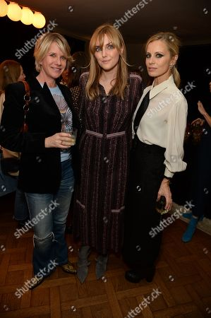Editorial picture of M.i.h. Jeans Marrakesh 1971 dinner hosted by Laura Bailey and Cathy Kasterine, Laylow, London, UK - 15 Mar 2018