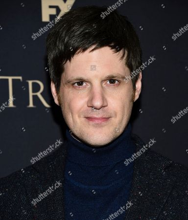 Actor Michael Esper attends FX Networks' annual all-star party at SVA Theatre, in New York