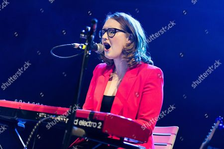 Editorial picture of Lilla vargen in concert at Electric Brixton in London, UK - 15 Mar 2018