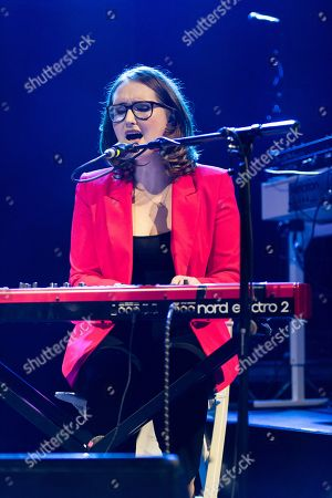 Editorial photo of Lilla vargen in concert at Electric Brixton in London, UK - 15 Mar 2018