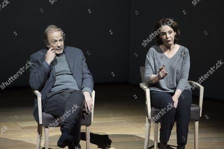 Patrick Chesnais, Nathalie Roussel