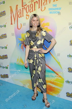 Editorial photo of The New Jimmy Buffett Musical 'Escape To Margaritaville' Celebrates its Opening Night on Broadway, New York, USA - 15 Mar 2018