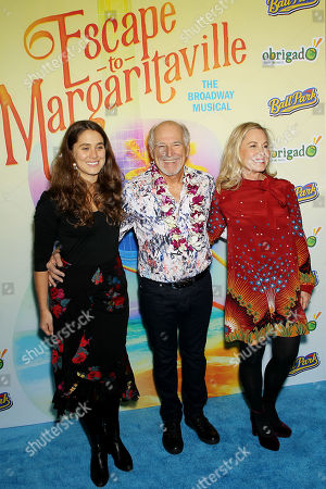 Delaney Buffett, Jimmy Buffett, Jane Buffett