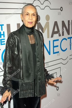 Carmen de Lavallade, actress, dancer, and choreographer