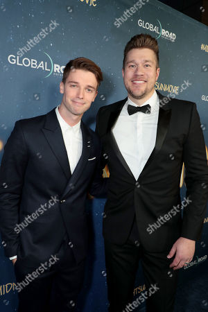 Patrick Schwarzenegger, Scott Speer, Director,