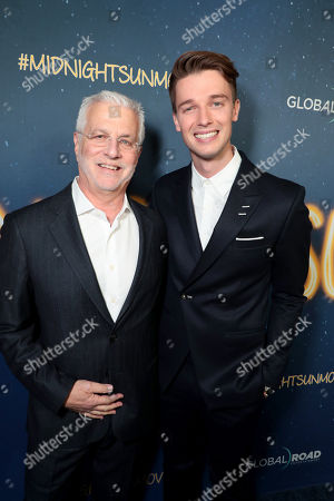 Rob Friedman, Chairman and CEO, TMP Entertainment, Patrick Schwarzenegger