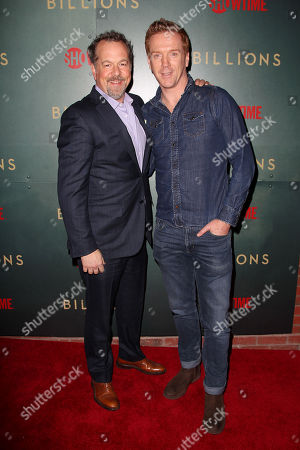 Editorial picture of Season 3 Premiere Party for Showtime's 'BILLIONS', New York, USA - 15 Mar 2018