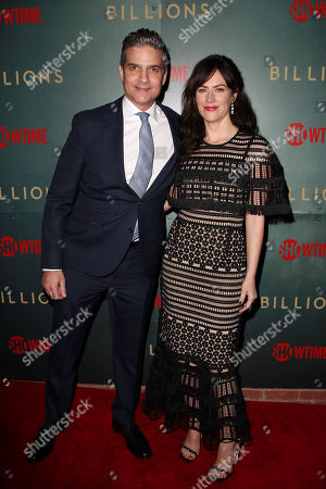 Editorial image of Season 3 Premiere Party for Showtime's 'BILLIONS', New York, USA - 15 Mar 2018