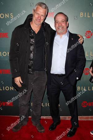 Neil Burger and Paul Giamatti