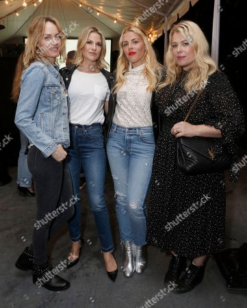 Amber Valletta, Ali Larter, Busy Philipps, Amanda de Cadenet