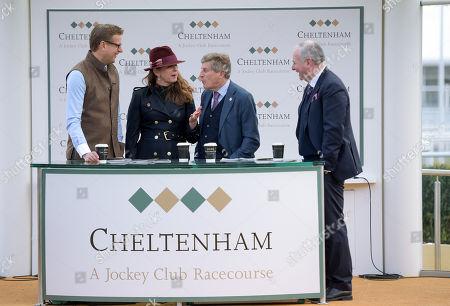 ITV Racing's Ed Chamberlin, Alice Plunkett, Derek Thompson and Brough Scott discuss their Gold Cup predictions ahead of today's racing