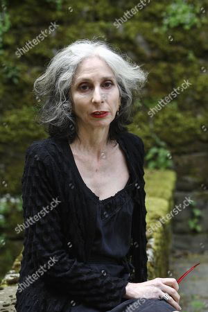 Stock Picture of Deborah Eisenberg