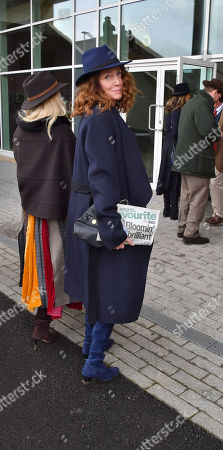 Rebekah Brooks spotted at the Cheltenham Festival Gold Cup Day