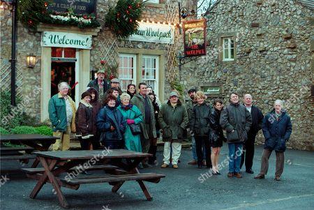 Editorial photo of 'Emmerdale' TV Series UK - Dec 1998