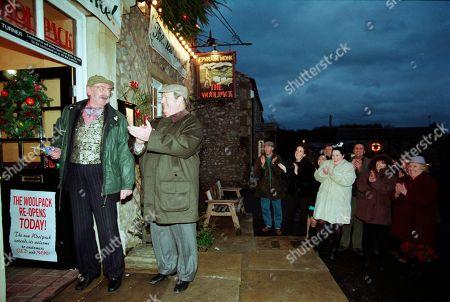 Editorial image of 'Emmerdale' TV Series UK - Dec 1998