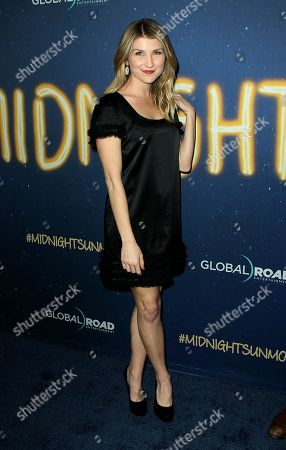 Editorial picture of 'Midnight Sun' film premiere, Arrivals, Los Angeles, USA - 15 Mar 2018