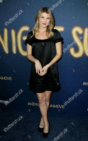 Editorial photo of 'Midnight Sun' film premiere, Arrivals, Los Angeles, USA - 15 Mar 2018