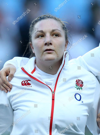 Stock Picture of England Womens Amy Cokayne