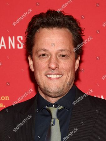 """Nathan Barr attends the premiere of FX Networks' """"The Americans"""" final season at Alice Tully Hall, in New York"""