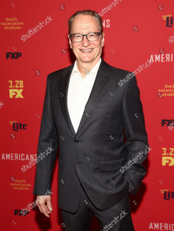 "Stephen Schiff attends the premiere of FX Networks' ""The Americans"" final season at Alice Tully Hall, in New York"