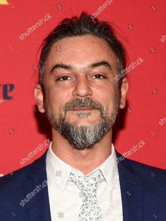 "Konstantin Lavysh attends the premiere of FX Networks' ""The Americans"" final season at Alice Tully Hall, in New York"