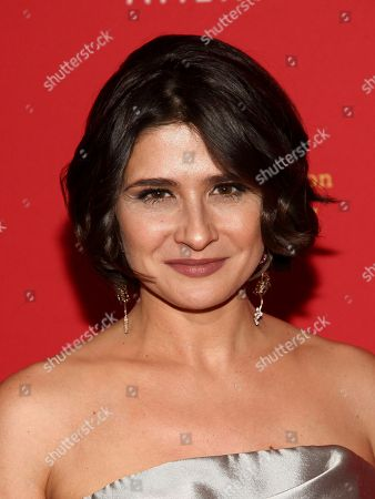 """Vera Cherny attends the premiere of FX Networks' """"The Americans"""" final season at Alice Tully Hall, in New York"""