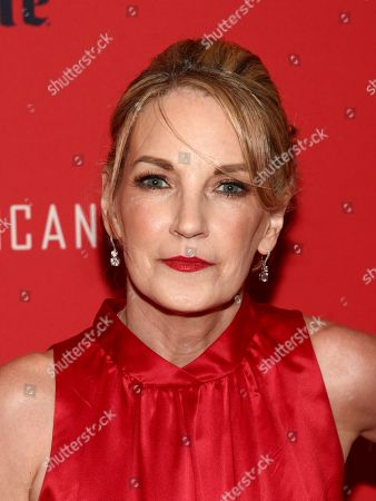 "Amy Tribbey attends the premiere of FX Networks' ""The Americans"" final season at Alice Tully Hall, in New York"