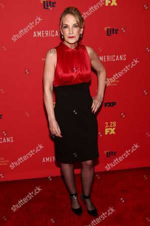 "Editorial picture of NY Premiere of FX Networks' ""The Americans"" Final Season, New York, USA - 16 Mar 2018"